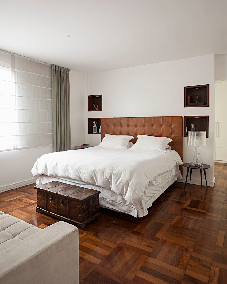 BJG Decorações de Interiores Ltda Classic style bedroom