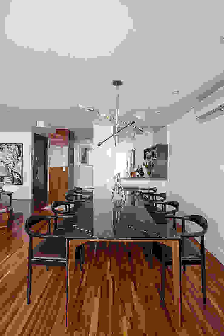 BJG Decorações de Interiores Ltda Classic style dining room