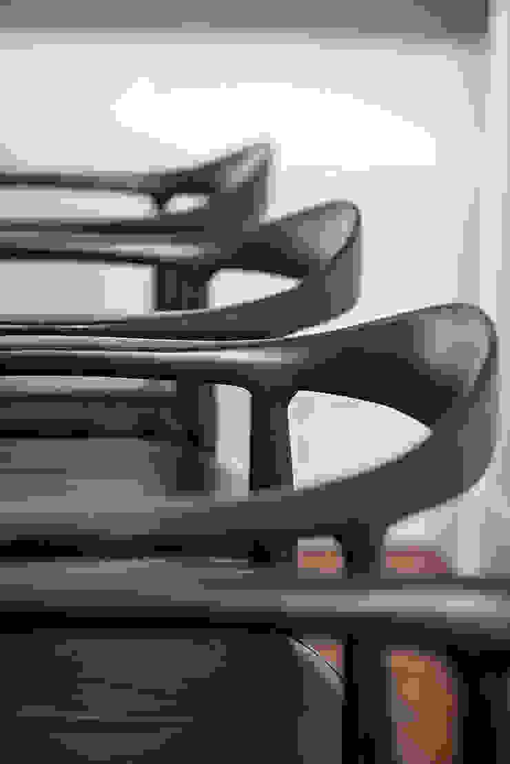 Projeto Salas de jantar clássicas por BJG Decorações de Interiores Ltda Clássico