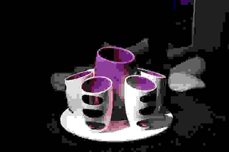 Underwater Design Spazi commerciali moderni di Giancarlo Zema Design Group Moderno
