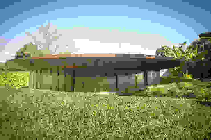Ecumenical Chapel Habitaciones de BNKR Arquitectura