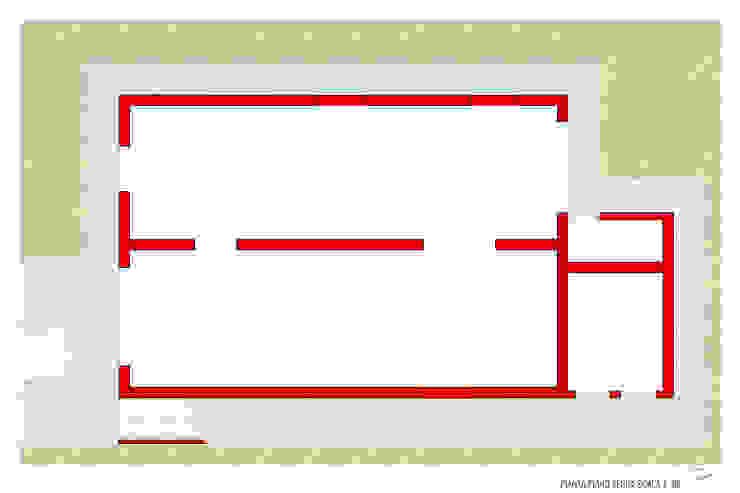 Interno M di Danilo Drudi Architetto Moderno