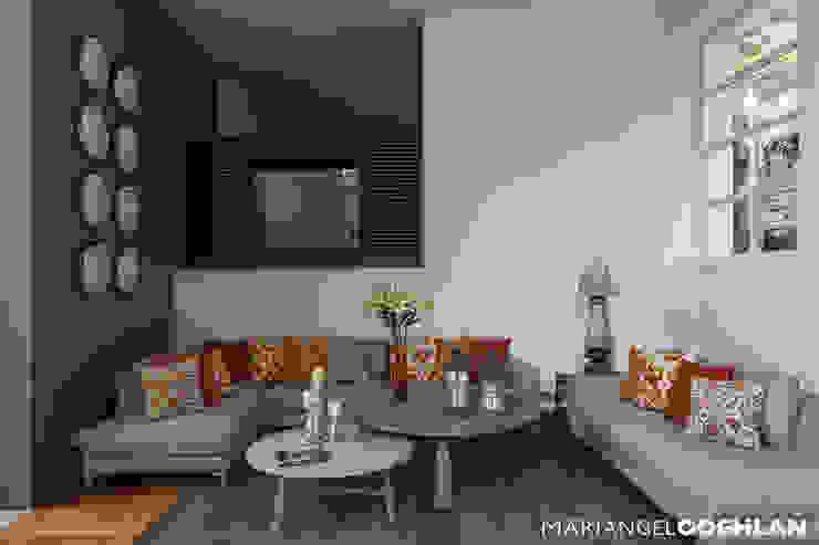 Salon de style  par MARIANGEL COGHLAN
