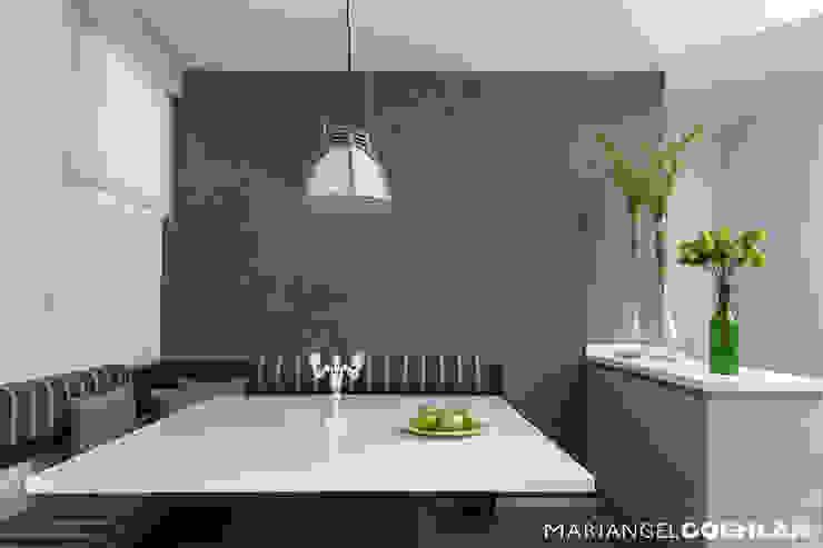 casa Limonero Comedores minimalistas de MARIANGEL COGHLAN Minimalista