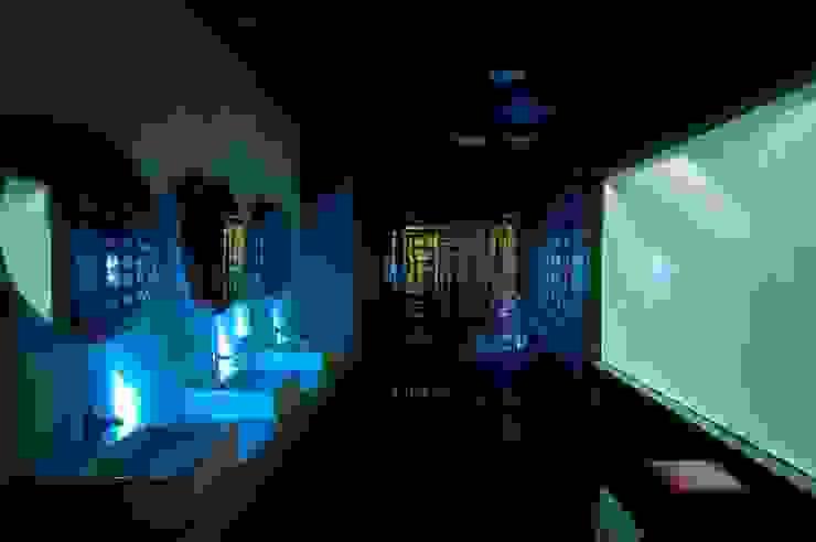 Discoteca,Bar hidalgomashidalgo arquitectos Oficinas y tiendas