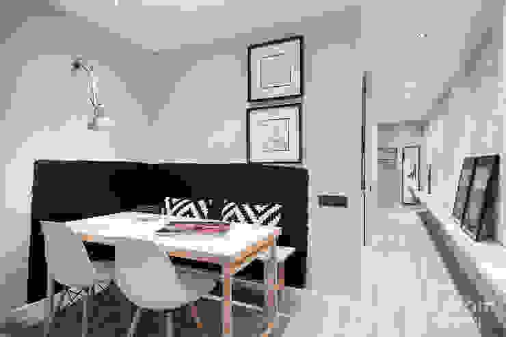 Dining room by Dröm Living, Scandinavian