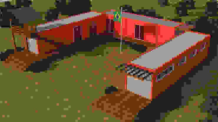 Container House Floema Arquitetura Casas modernas