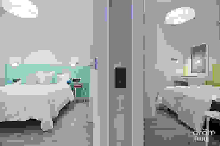 Dormitorio Dormitorios de estilo escandinavo de Dröm Living Escandinavo