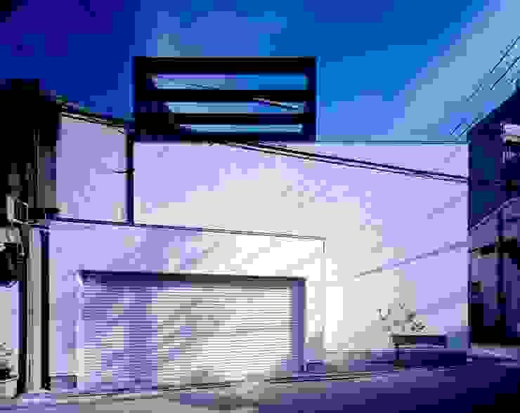 ソラトノツナガリ モダンな 家 の ON ARCHITECTS / オン・アーキテクツ モダン