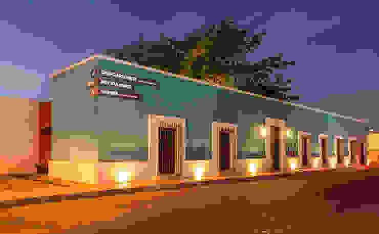 Grupo Arsciniest Bangunan Kantor Gaya Kolonial