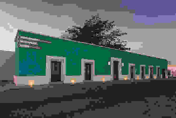 Edificio Niños Heroes - Grupo Arsciniest Edificios de oficinas de estilo colonial de Grupo Arsciniest Colonial
