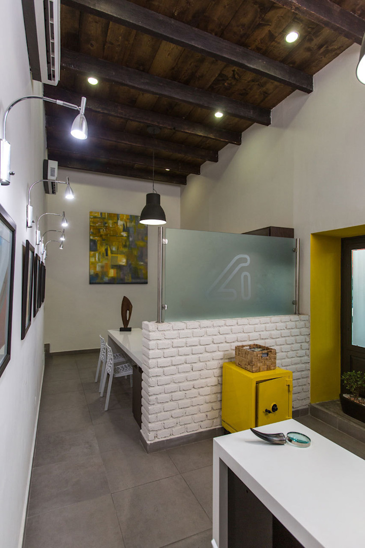 Edificio Niños Heroes - Grupo Arsciniest Grupo Arsciniest Edificios de oficinas de estilo moderno