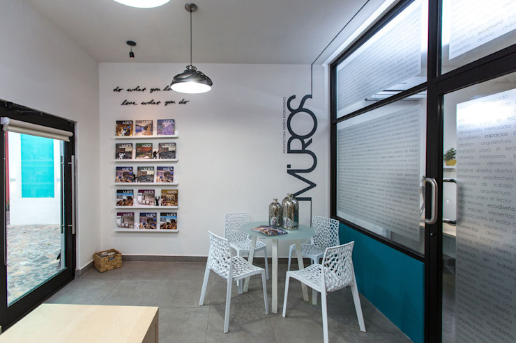 Grupo Arsciniest Bangunan Kantor Modern