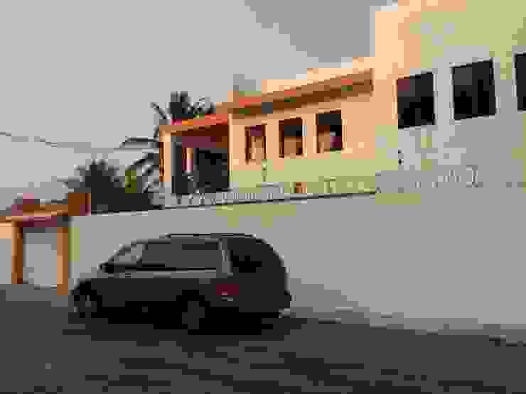 A-D Casas modernas de NGestudio Moderno