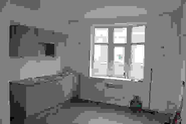 réhabilitation d'un ancien immeuble en logements de 50 M2 par For Intérieur Classique