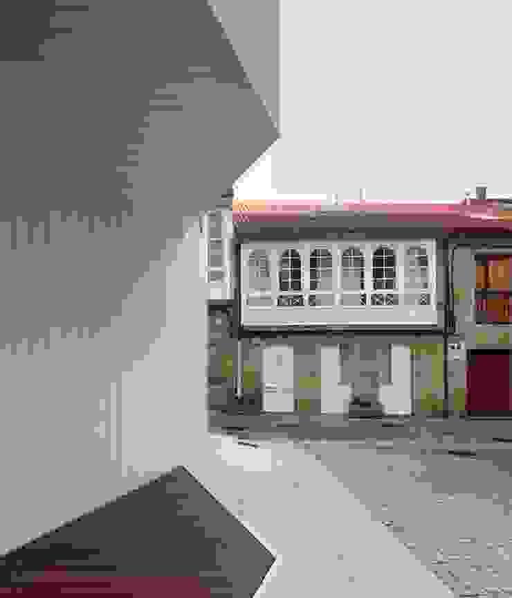 Casa Chao Casas de CREUSeCARRASCO arquitectos