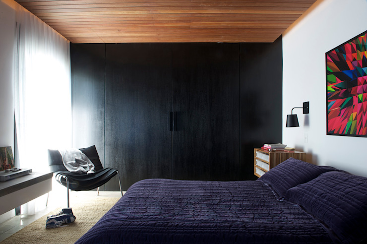 Mauricio Arruda Design 臥室