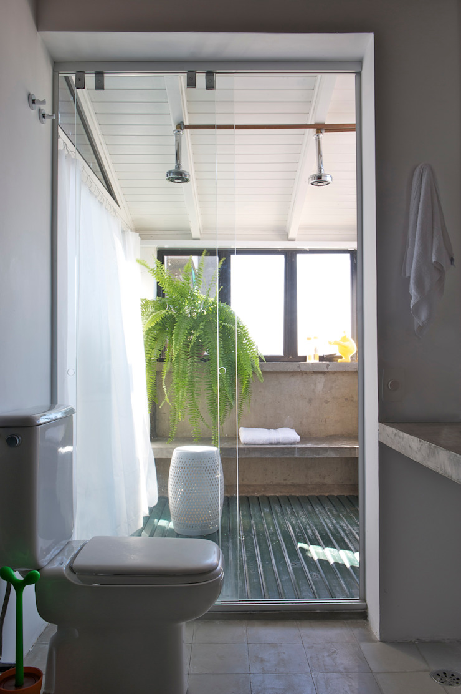 Mauricio Arruda Design 現代浴室設計點子、靈感&圖片