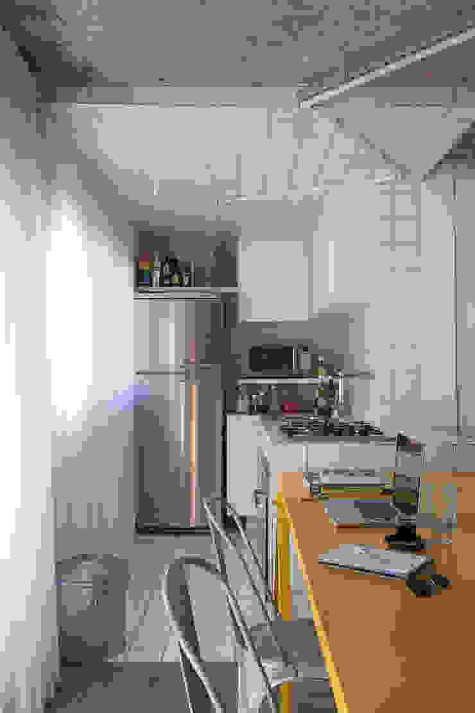 Mauricio Arruda Design 現代廚房設計點子、靈感&圖片