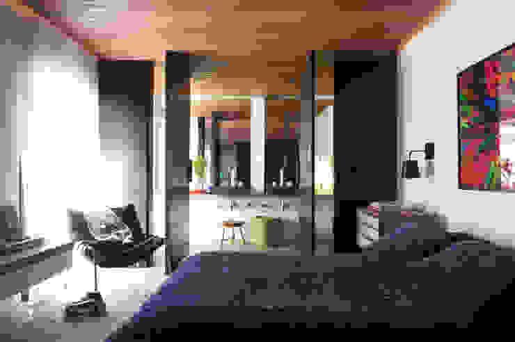 Mauricio Arruda Design Moderne Schlafzimmer