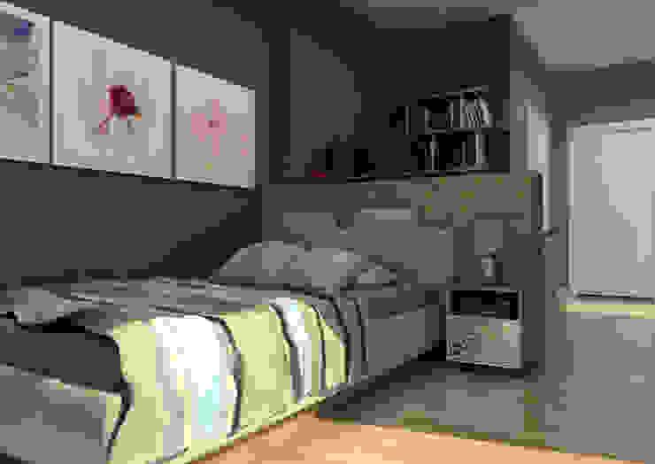 Fabbrica Mobilya – KUMTAŞ KONUT :  tarz Yatak Odası,