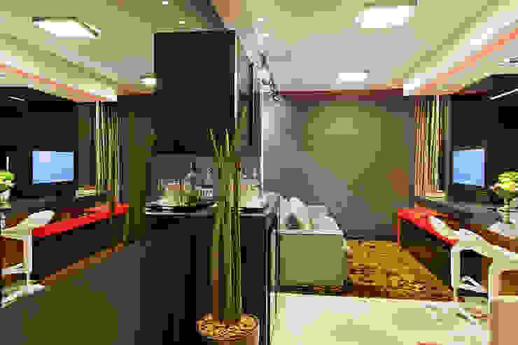 Estar Salas de estar modernas por AL11 ARQUITETURA Moderno