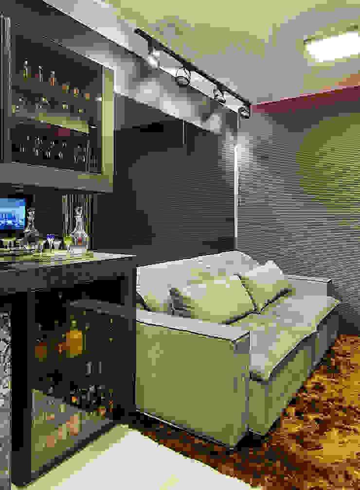 Bar Salas de estar modernas por AL11 ARQUITETURA Moderno