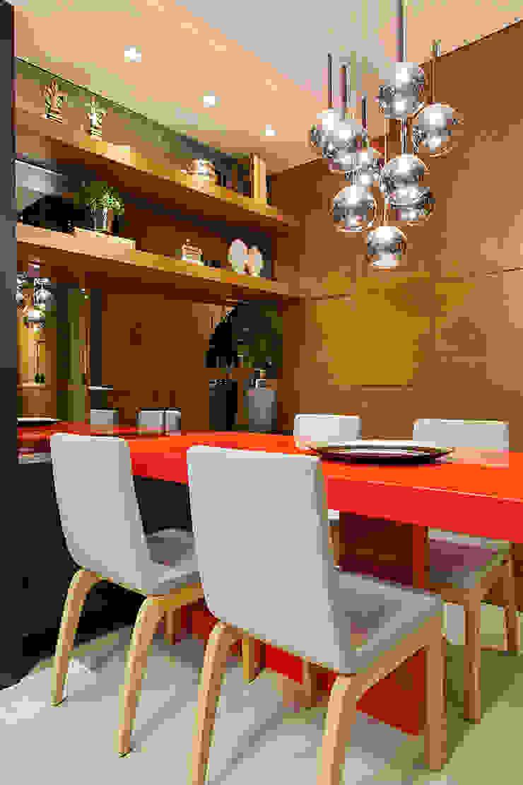 Jantar Salas de jantar modernas por AL11 ARQUITETURA Moderno