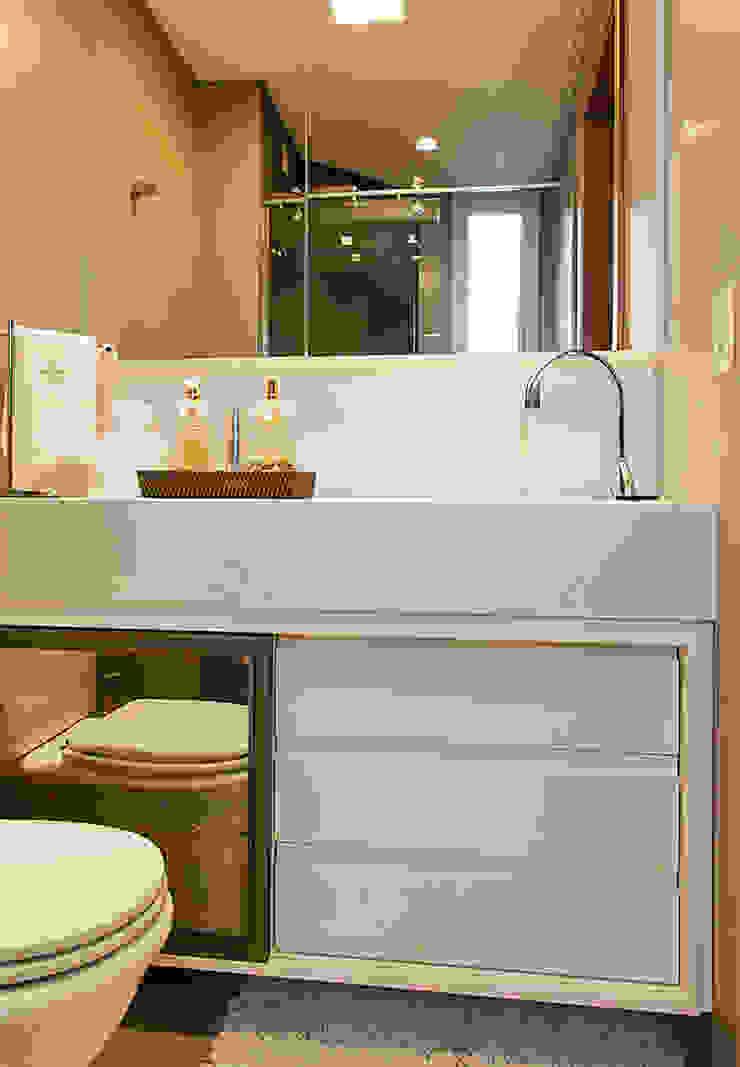 Banho Banheiros modernos por AL11 ARQUITETURA Moderno