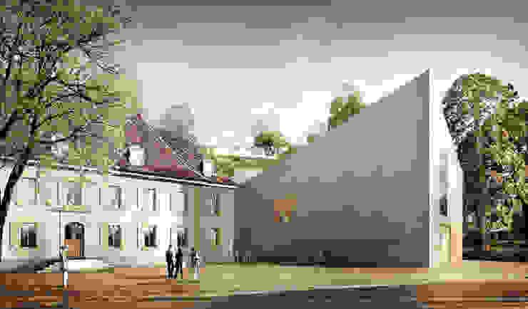 Extension du Musée du Léman Maisons par info819