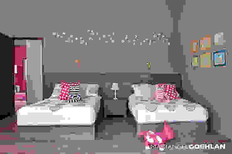 Recámara niña Dormitorios infantiles de estilo moderno de MARIANGEL COGHLAN Moderno