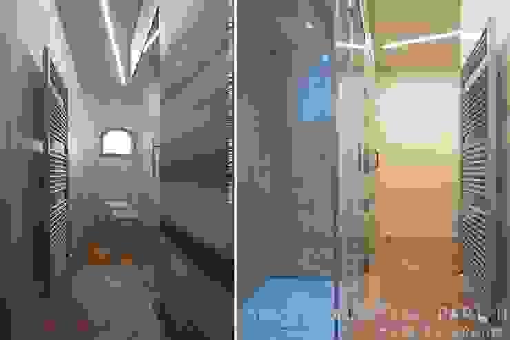 Tropical style bathrooms by Rachele Biancalani Studio Tropical