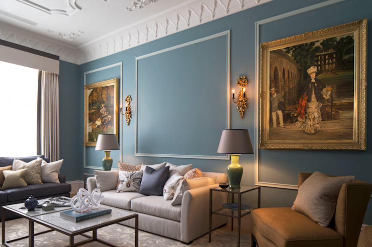 Drawing Room by Roselind Wilson Design Classic