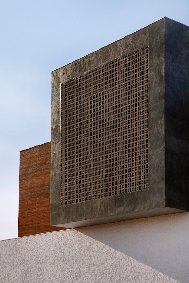 LA HOUSE por STUDIO GUILHERME TORRES Moderno