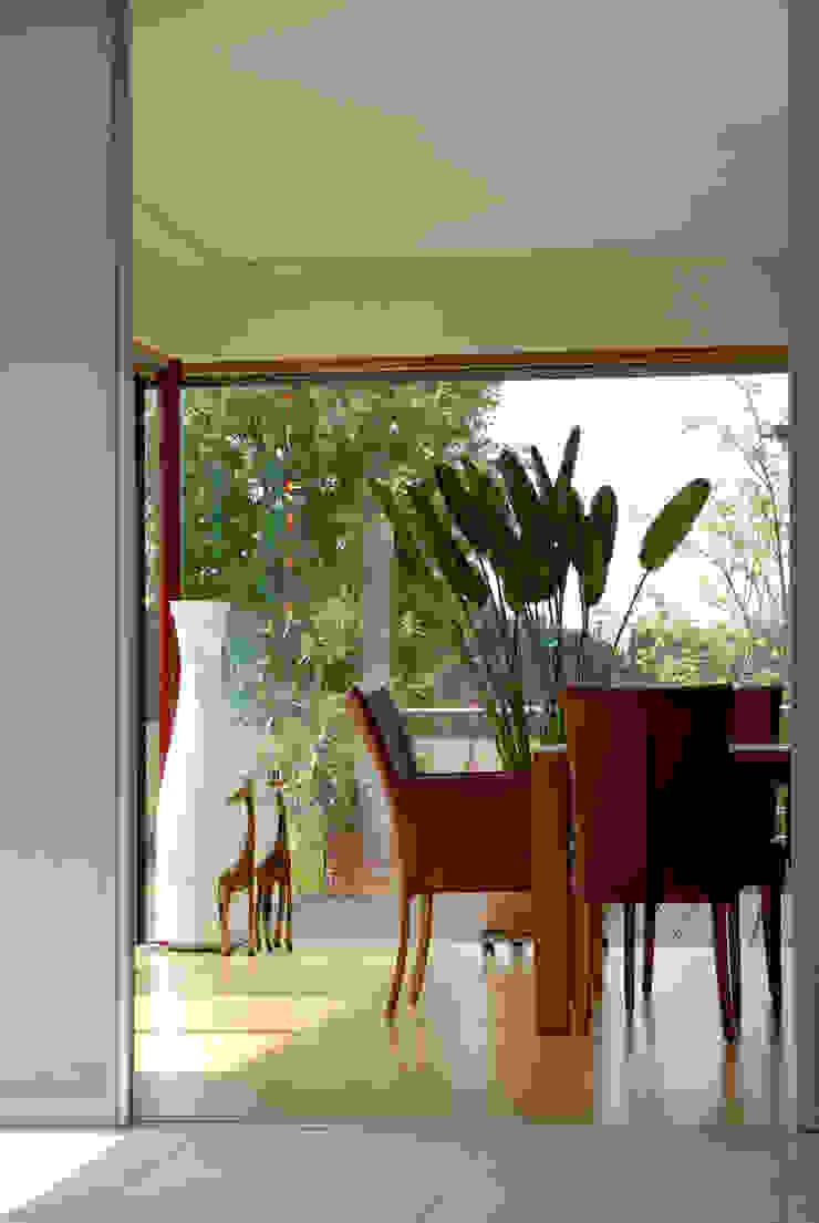 Einfamilienaus in Buch am Erlbach Herzog-Architektur Moderne Esszimmer