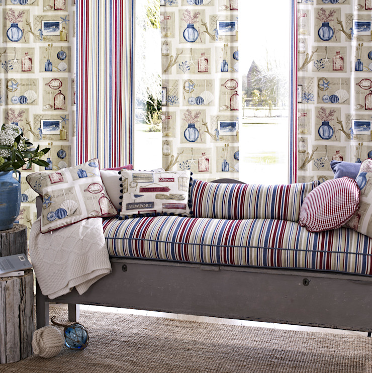 Coast Cam by Prestigious Textiles Country
