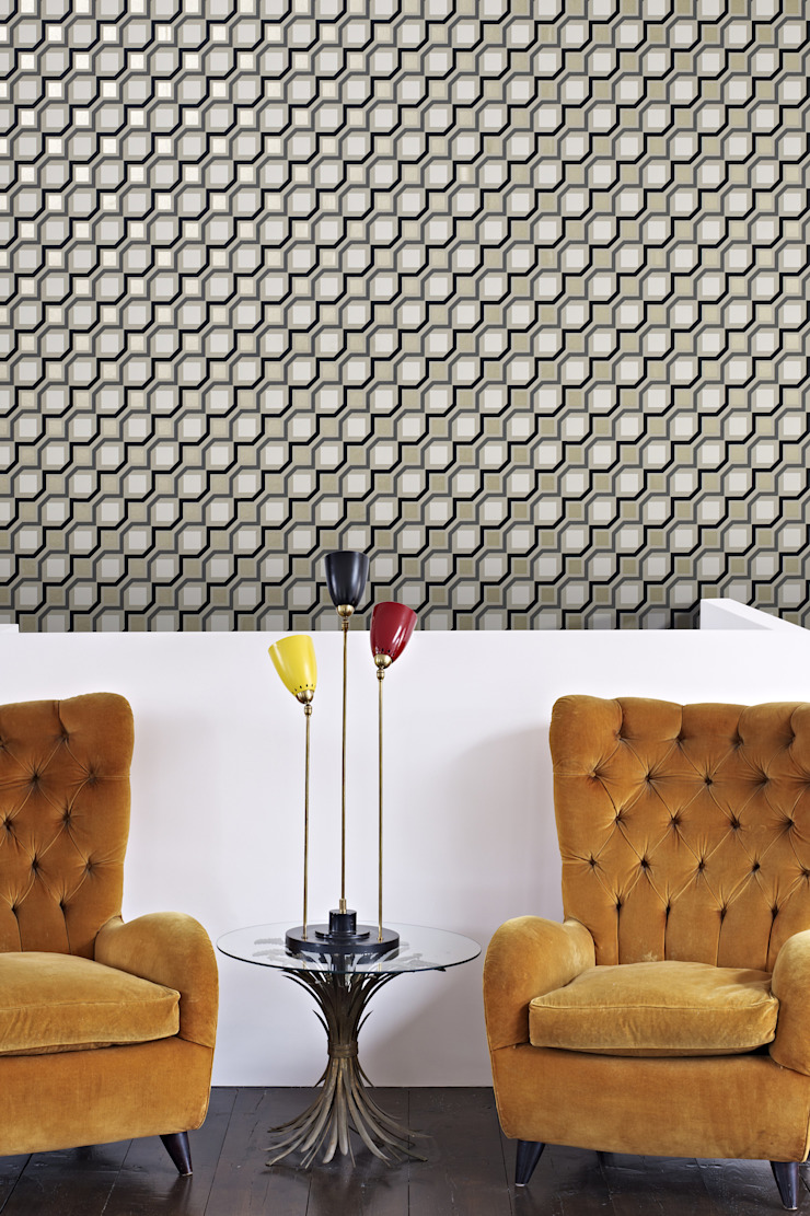 Cubic Luxe by Prestigious Textiles Modern