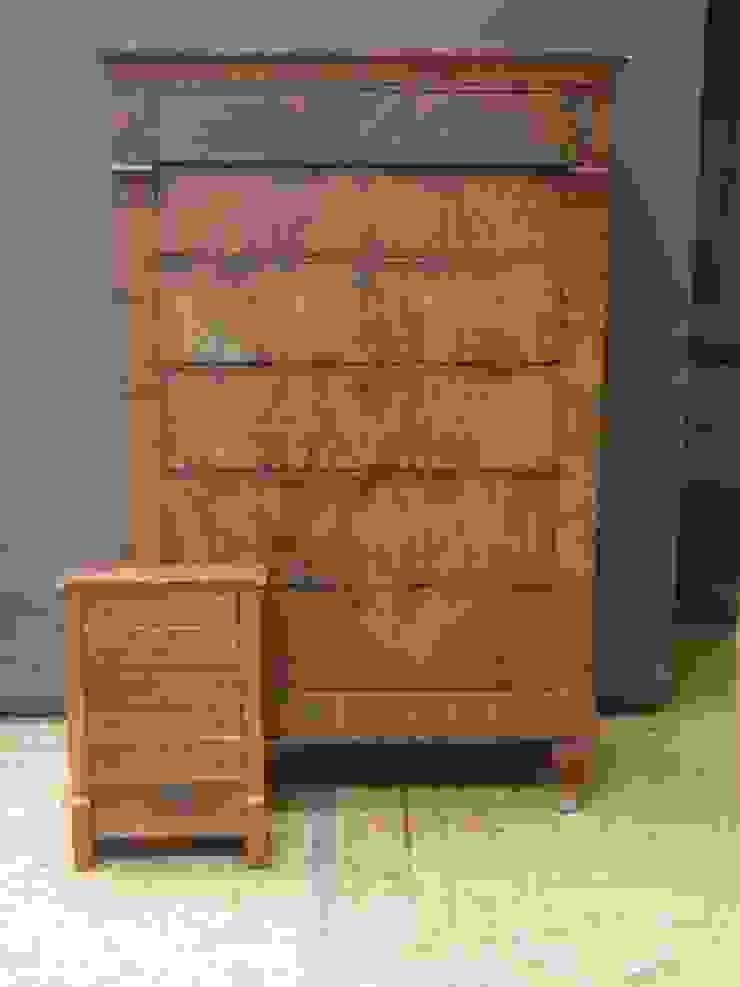 Chiffonière klein en groot van Booijink en Visser, meubelrestauratie