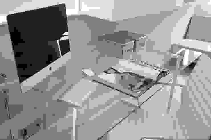Office Modern study/office by Roselind Wilson Design Modern
