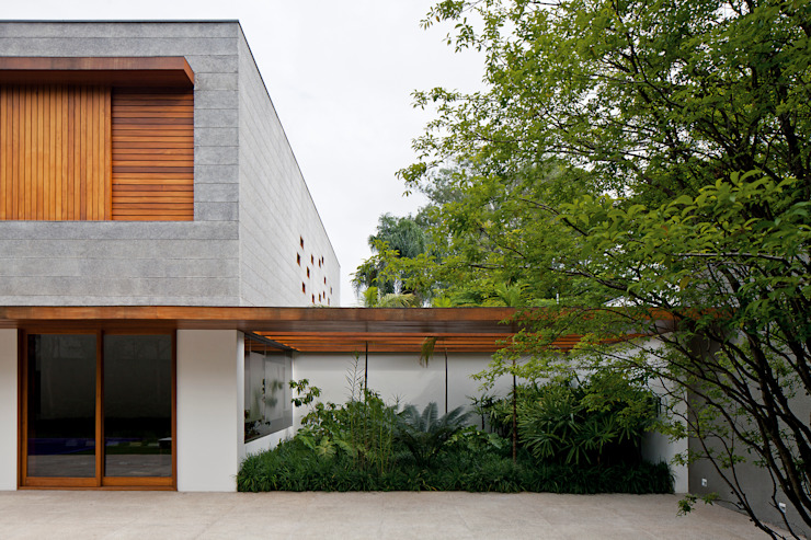 Modern garden by Pascali Semerdjian Arquitetos Modern