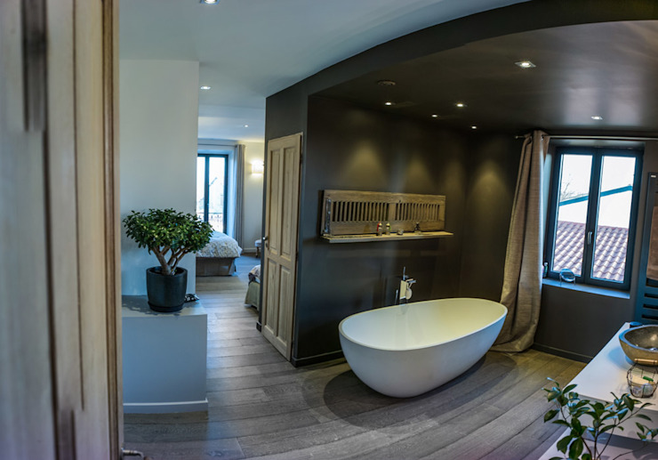 Moderne Badezimmer von MS Fabrique Modern