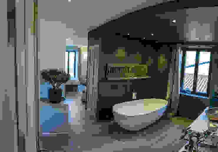 Moderne badkamers van MS Fabrique Modern