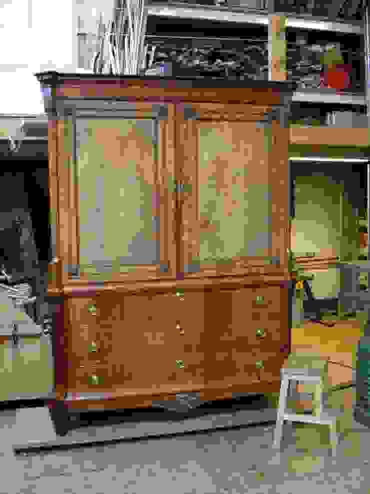 Kabinet van Booijink en Visser, meubelrestauratie