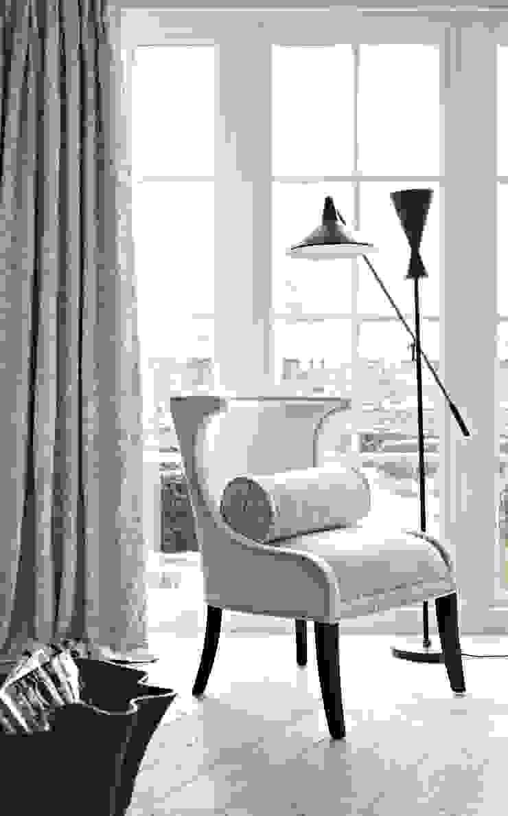 Dorchester Livings de estilo clásico de Prestigious Textiles Clásico