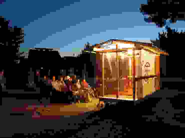 高原正伸建築設計事務所 一級建築士事務所 Minimalist garage/shed