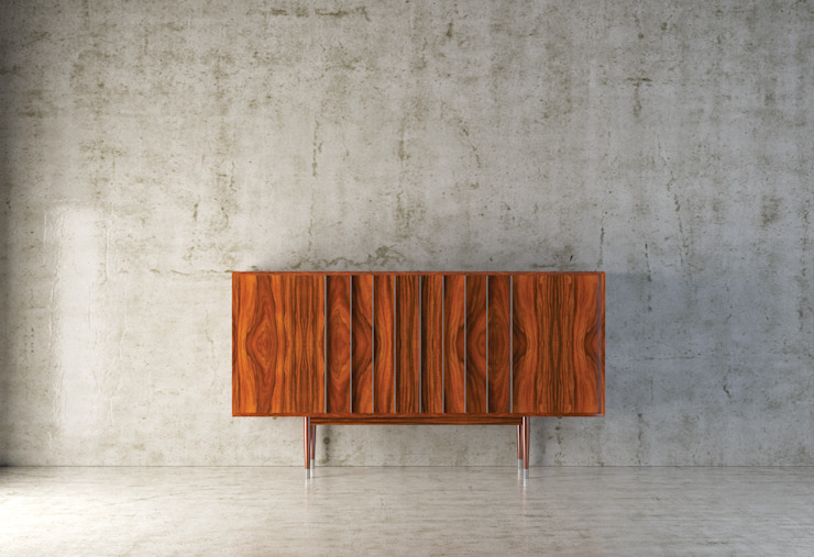 Harpa: modern  by Homara, Modern