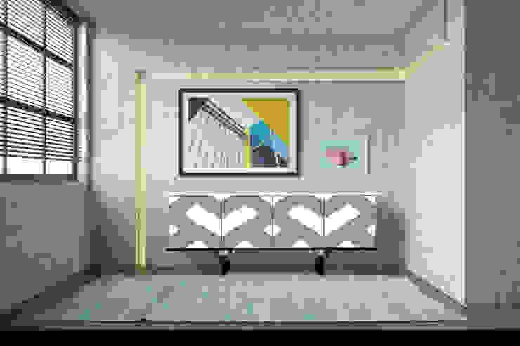 Zigzag: modern  by Homara, Modern