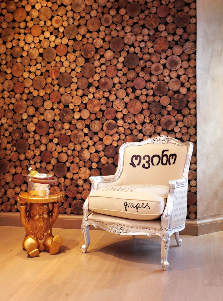 Furniture Modern houses by Roselind Wilson Design Modern