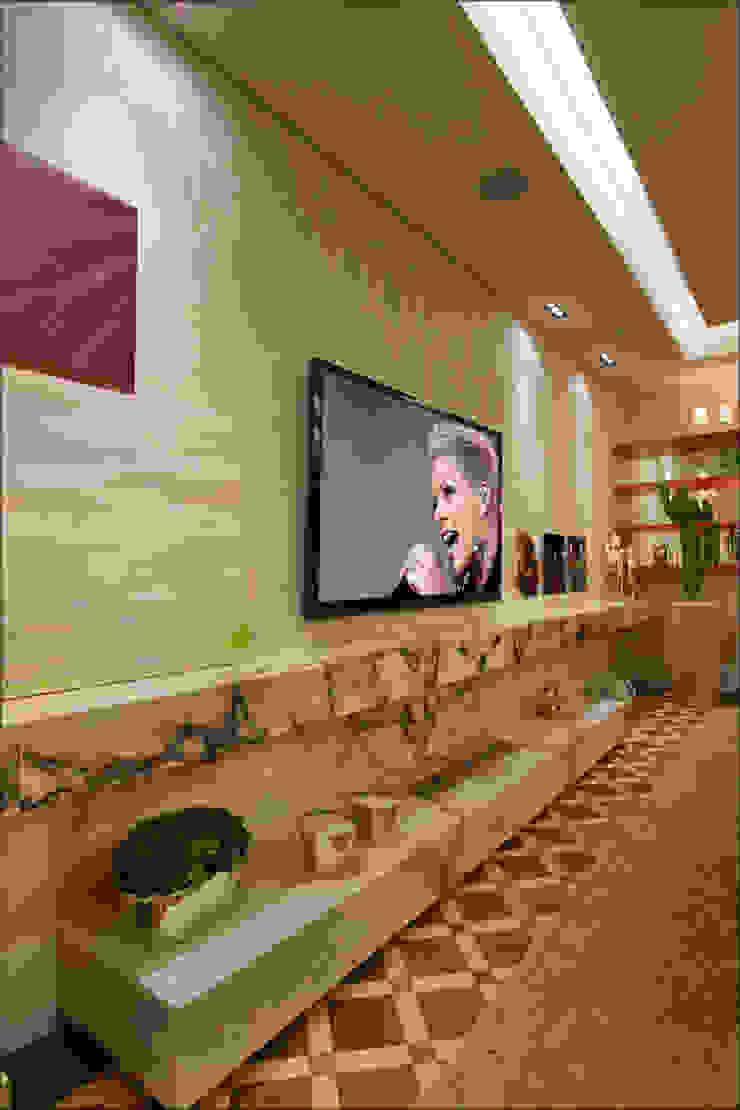 Guardini Stancati Arquitetura e Design Living room