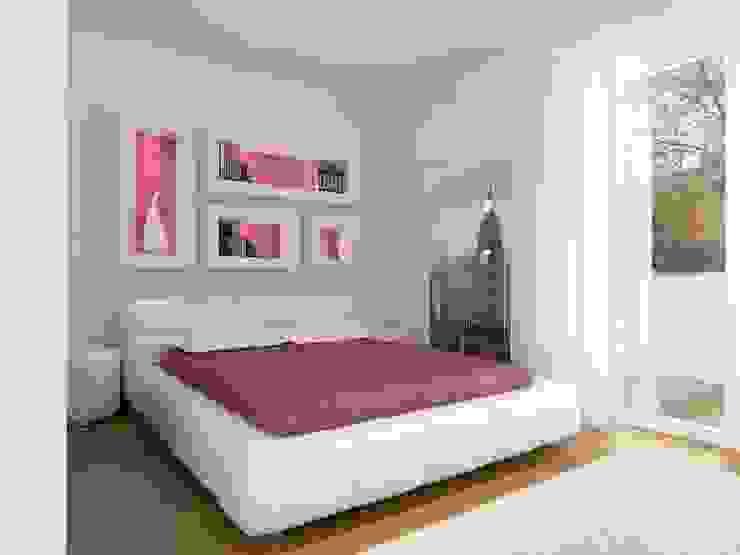 Moderne Häuser von Albini Architettura Modern